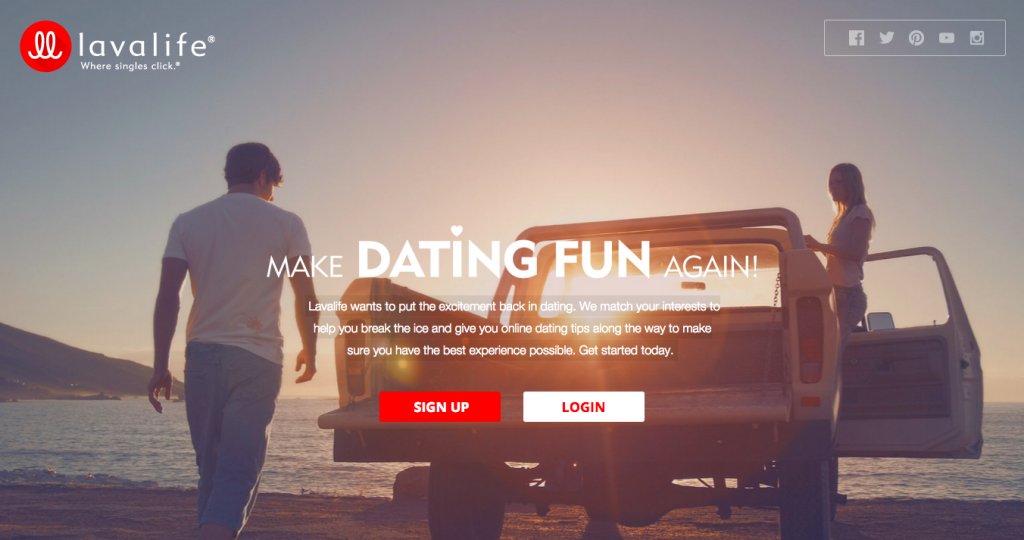 Lava online dating